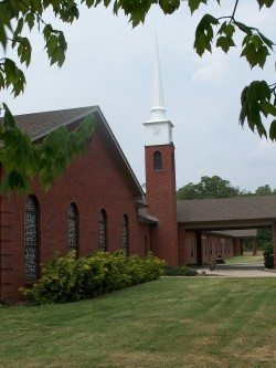 Peachtree Baptist Church, Senoia