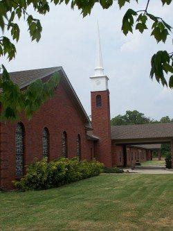 Peachtree Baptist Church, Senoia