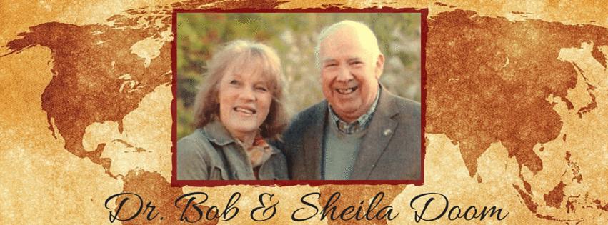 Dr. Bob & Sheila Doom