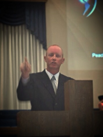 Pastor Alan Gaddy